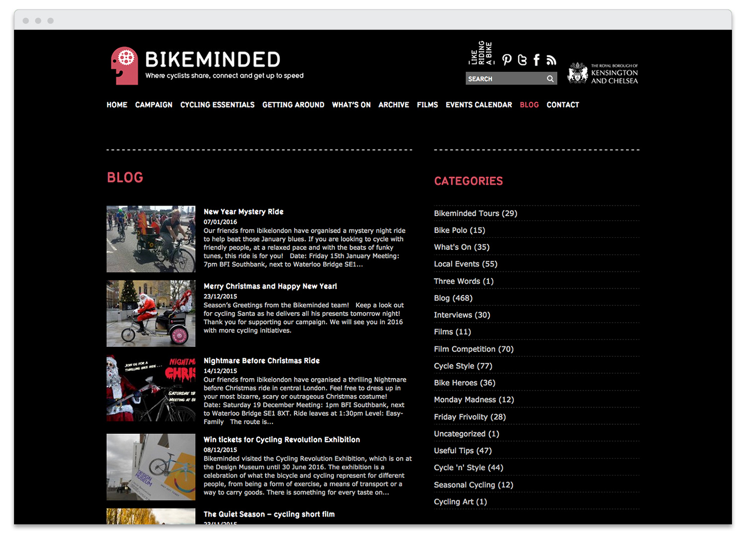 Bikeminded-Browser-blog