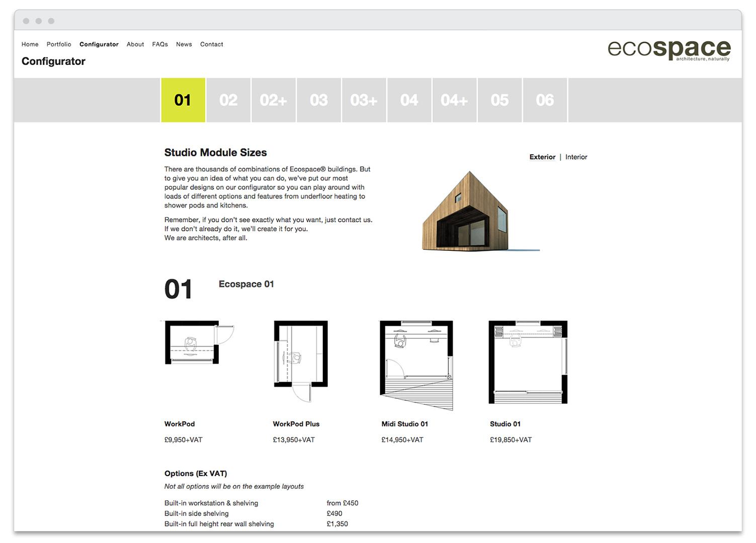 Ecospace-Browser-config