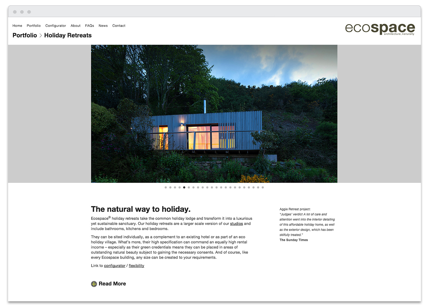 Ecospace-Browser-holiday