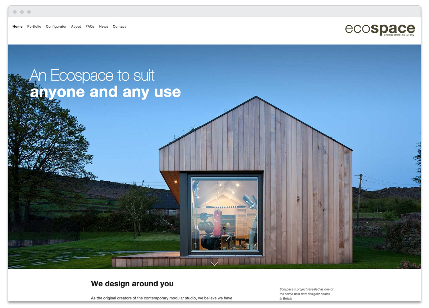 Ecospace-Browser-home