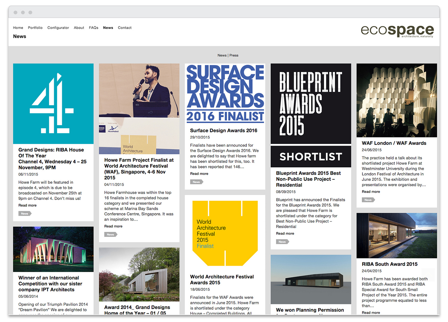 Ecospace-Browser-news